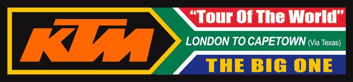KTM - Tour of the world