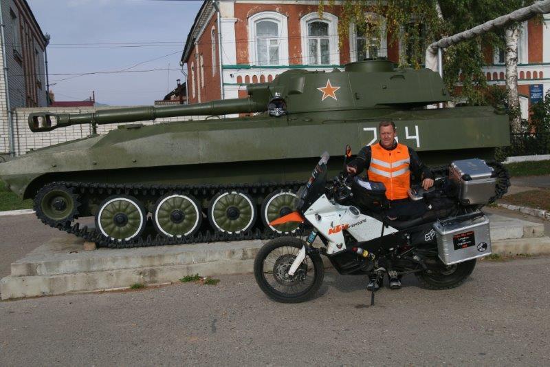 Russia Big Camera 235